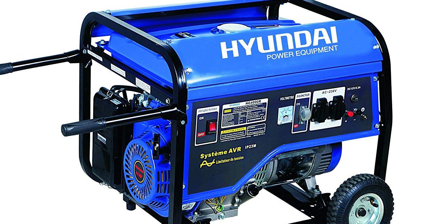 Hyundai 4000/4500 W